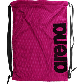 arena Fast Mesh Sports Bag fuchsia